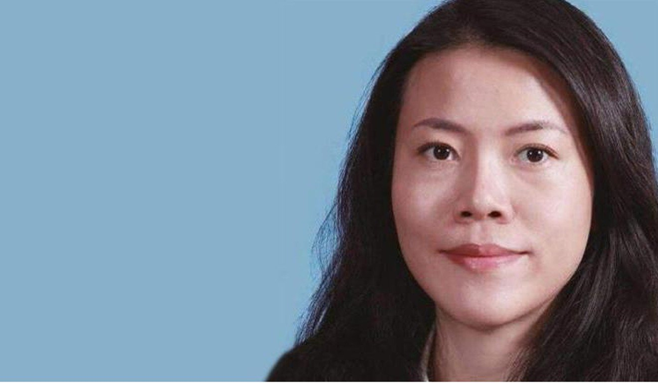 Yang Huiyan retained her position as the richest woman in the latest Hurun Report. Photo: Forbes