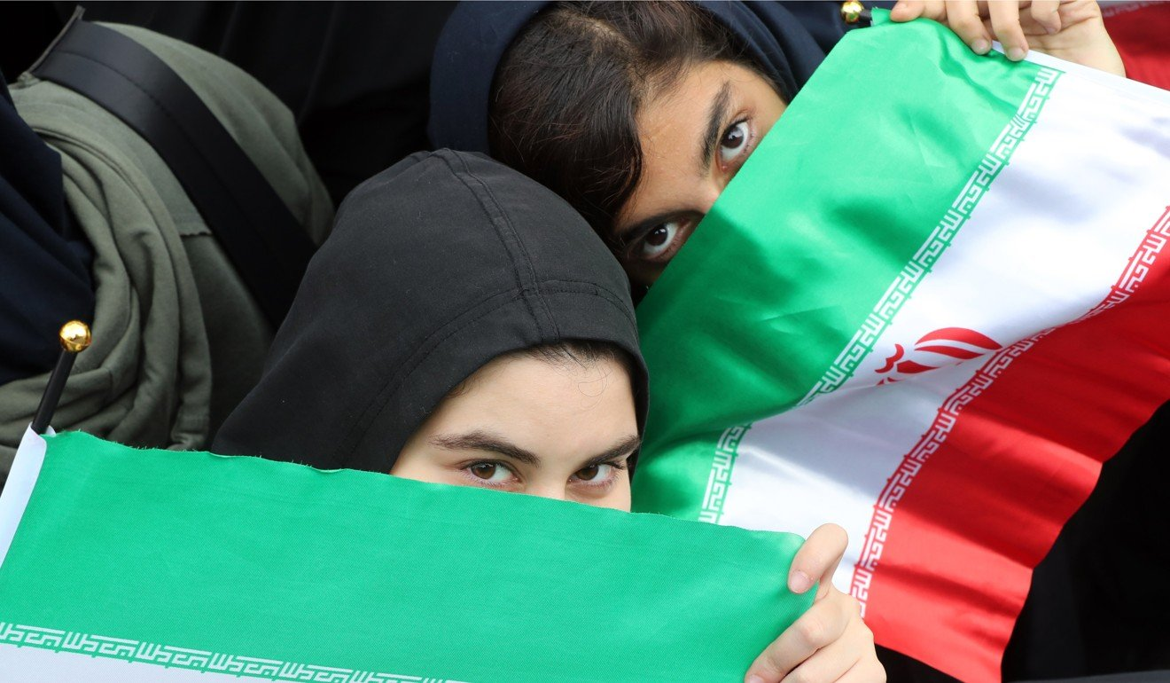 Iran marks 40 years since US embassy takeover with flag-burning rally