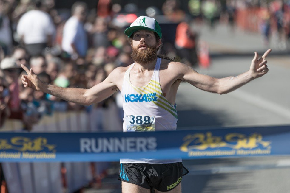 Michael Wardian is an American marathon and ultramarathon runner.
