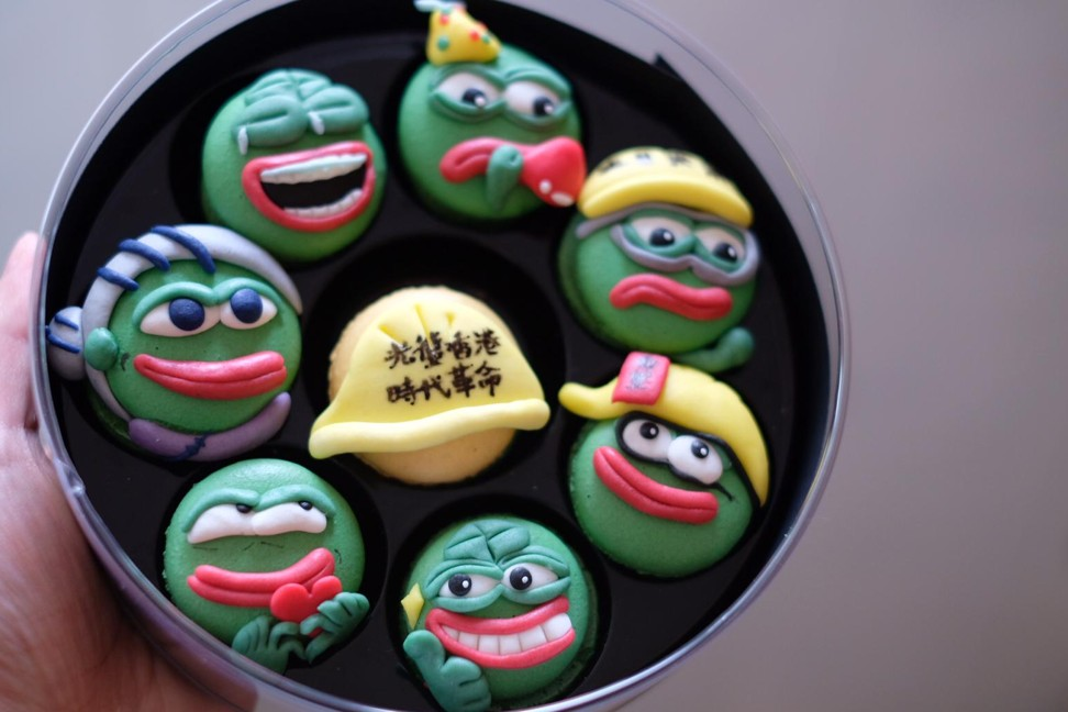 Three Bakeries Making Hong Kong Protest Cakes Like The One