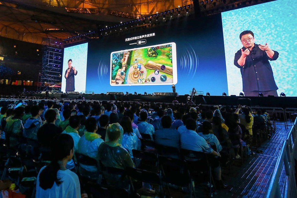 Smartisan Technology attracted plenty of attention in China's crowded smartphone market because of its eccentric founder, Luo Yonghao. Photo: Handout
