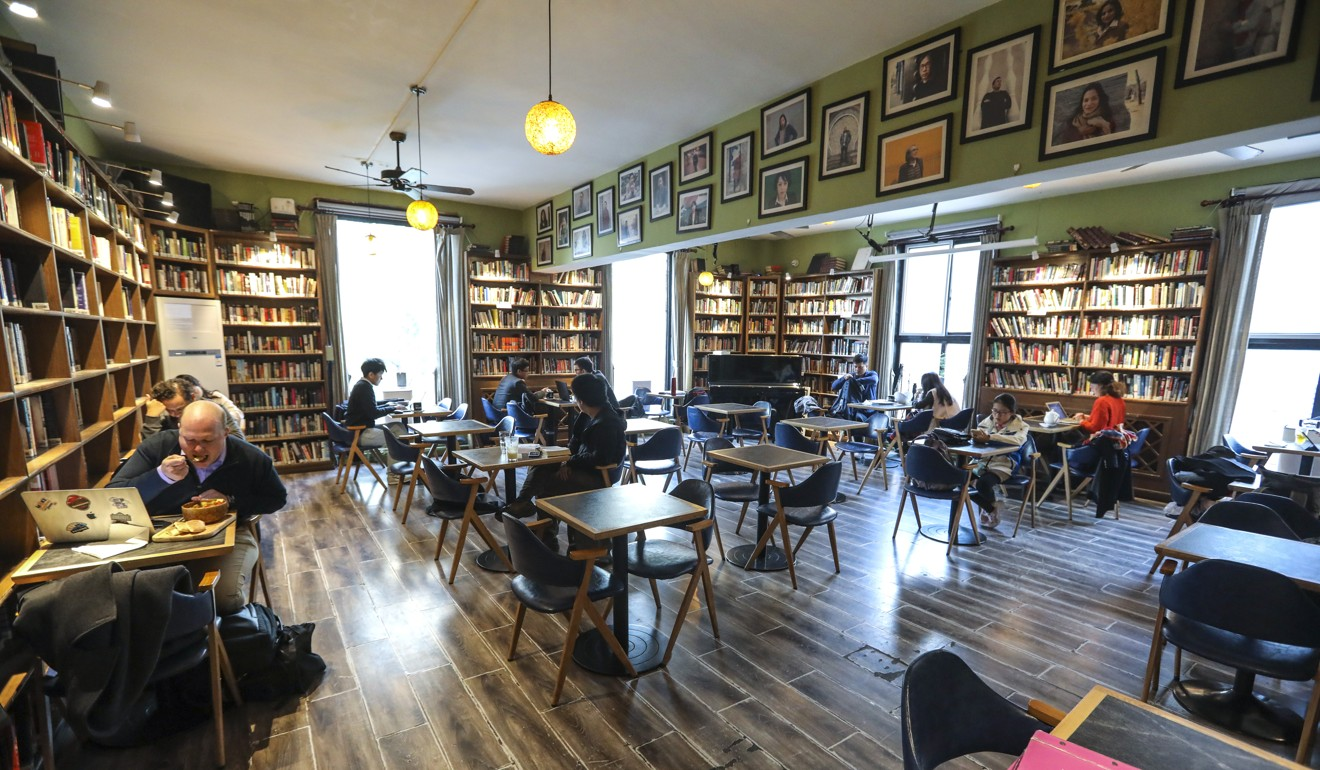 After 17 years in business, 14 of them at its current location, The Bookworm will close on Monday. Its investors will look for new premises. Photo: Simon Song