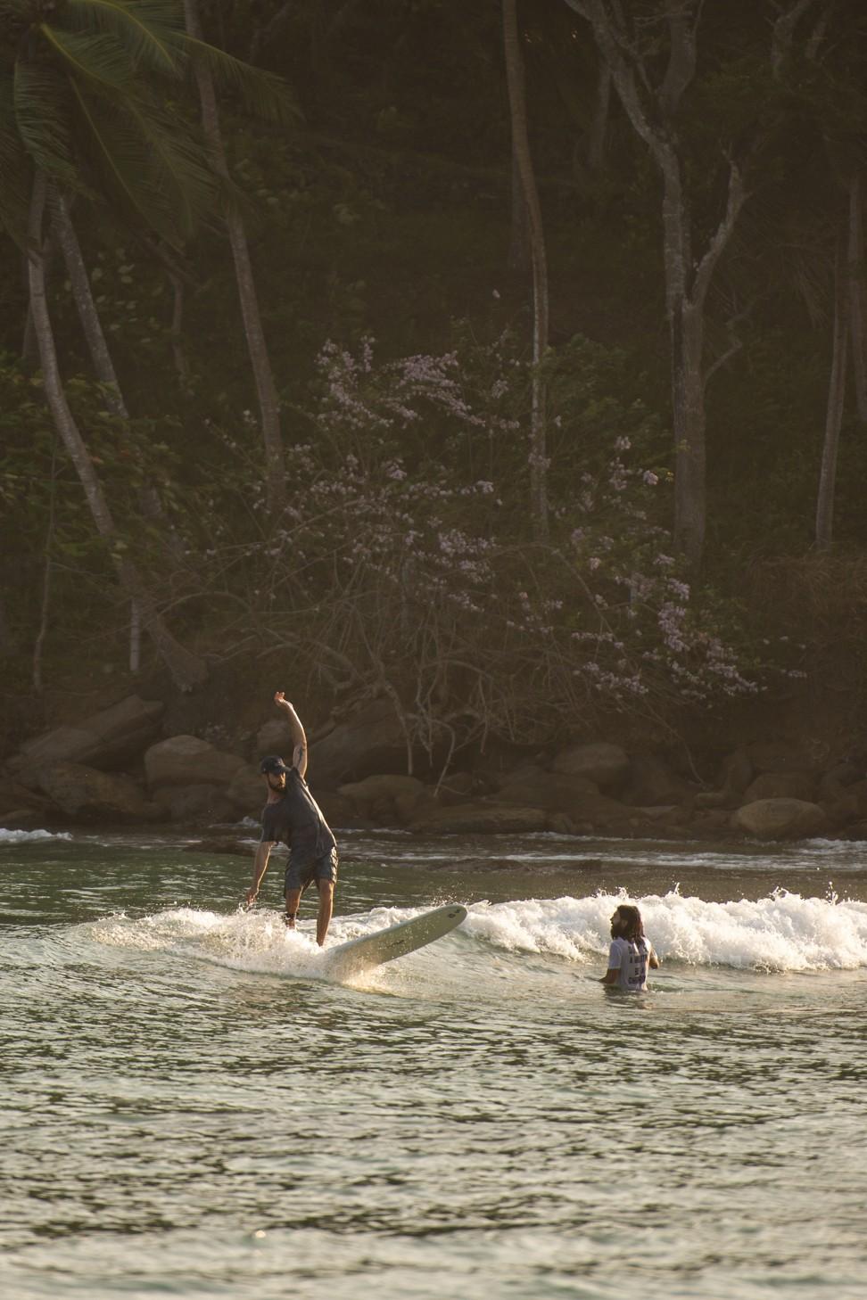 A place to escape the crowds on Sri Lanka's south coast, Hiriketiya is a little slice of paradise
