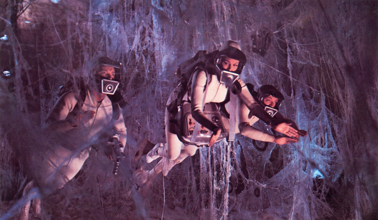 A still from the 1966 Hollywood sci-fi film Fantastic Voyage. Photo: Handout