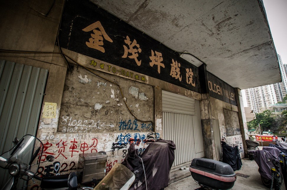 Hong Kong's abandoned sites pictured in all their decaying glory