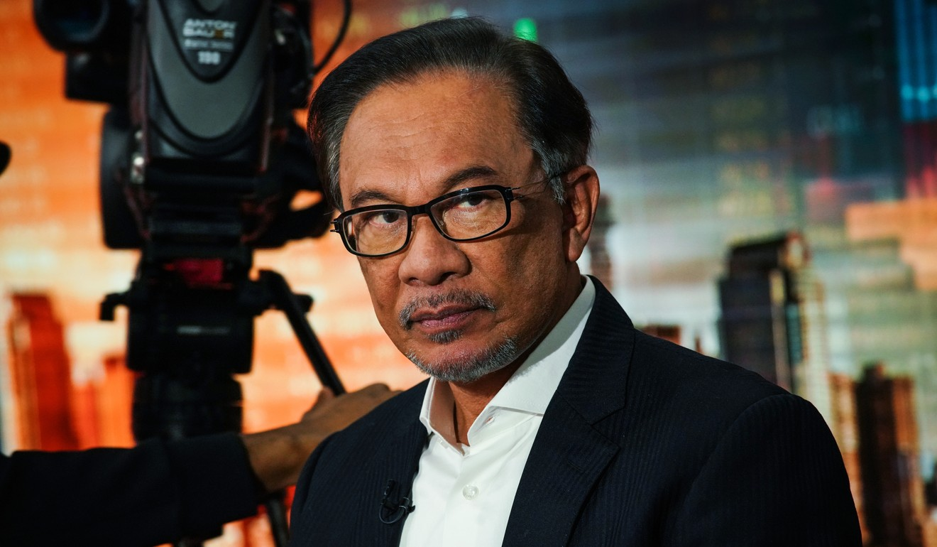 Anwar Ibrahim has been promised the Malaysian prime ministership after Mahathir. But no date has been set, fuelling speculation. Photo: Bloomberg