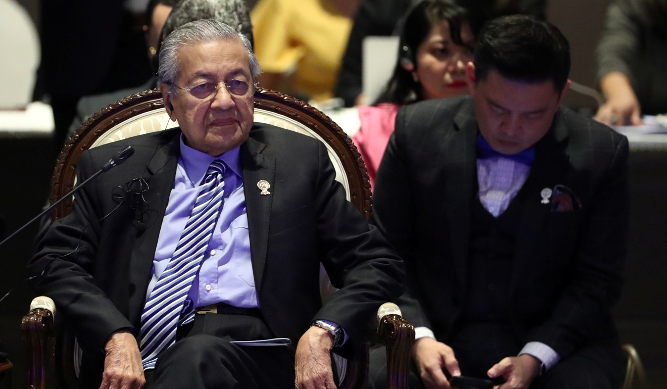 Malaysian Prime MInister Mahathir Mohamad has been urged to pick up the pace on law reforms. Photo: Reuters