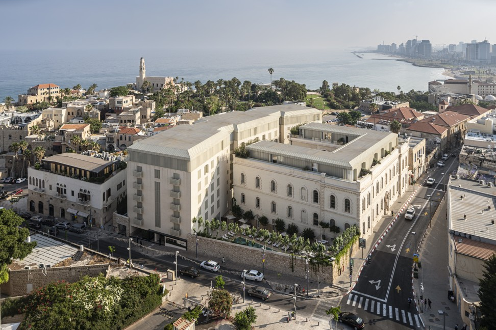 3 new luxury hotels in Jaffa, the Old Testament port city in Israel, that are elegant enough for a Pharaoh