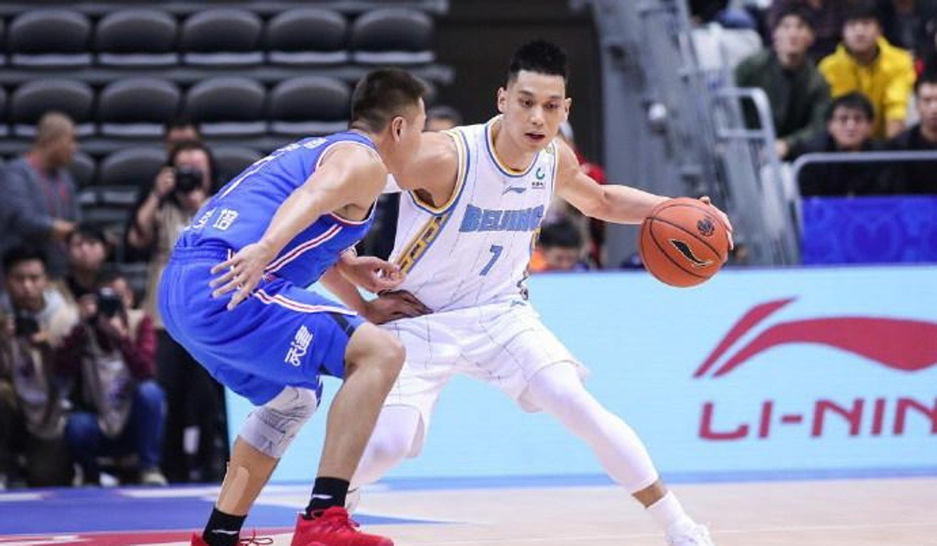 Blood, sweat and tears for Jeremy Lin in China