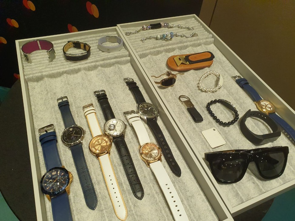 Finally, stylish smartwatches: Versace, Valentino and Ted Baker reveal classic designs that work as contactless cards