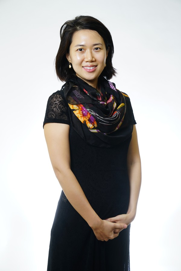 Zhou Taomo of the Nanyang Technological University. Photo courtesy of Zhou Taomo