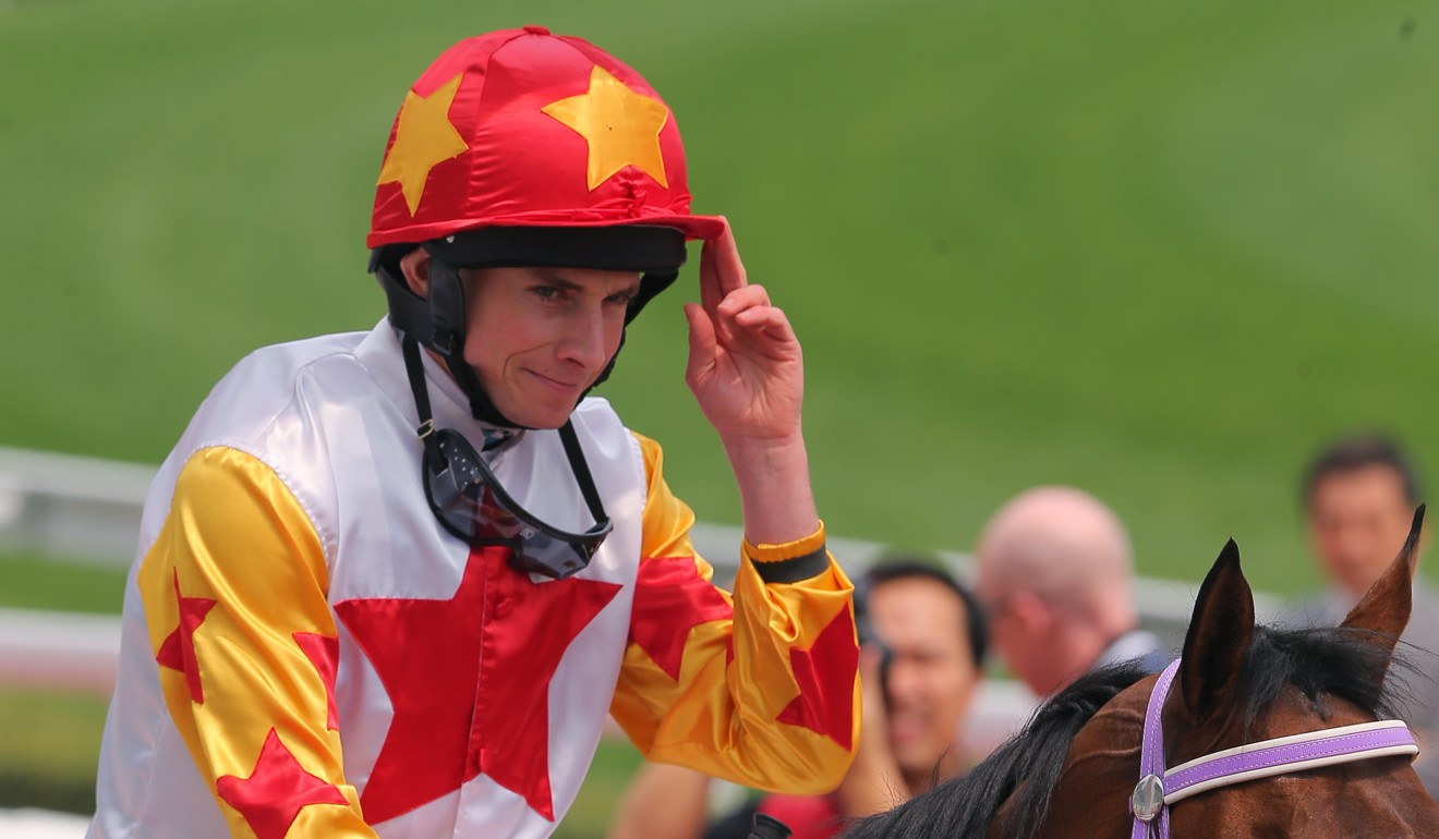 Ryan Moore is locked in to chase more IJC success.