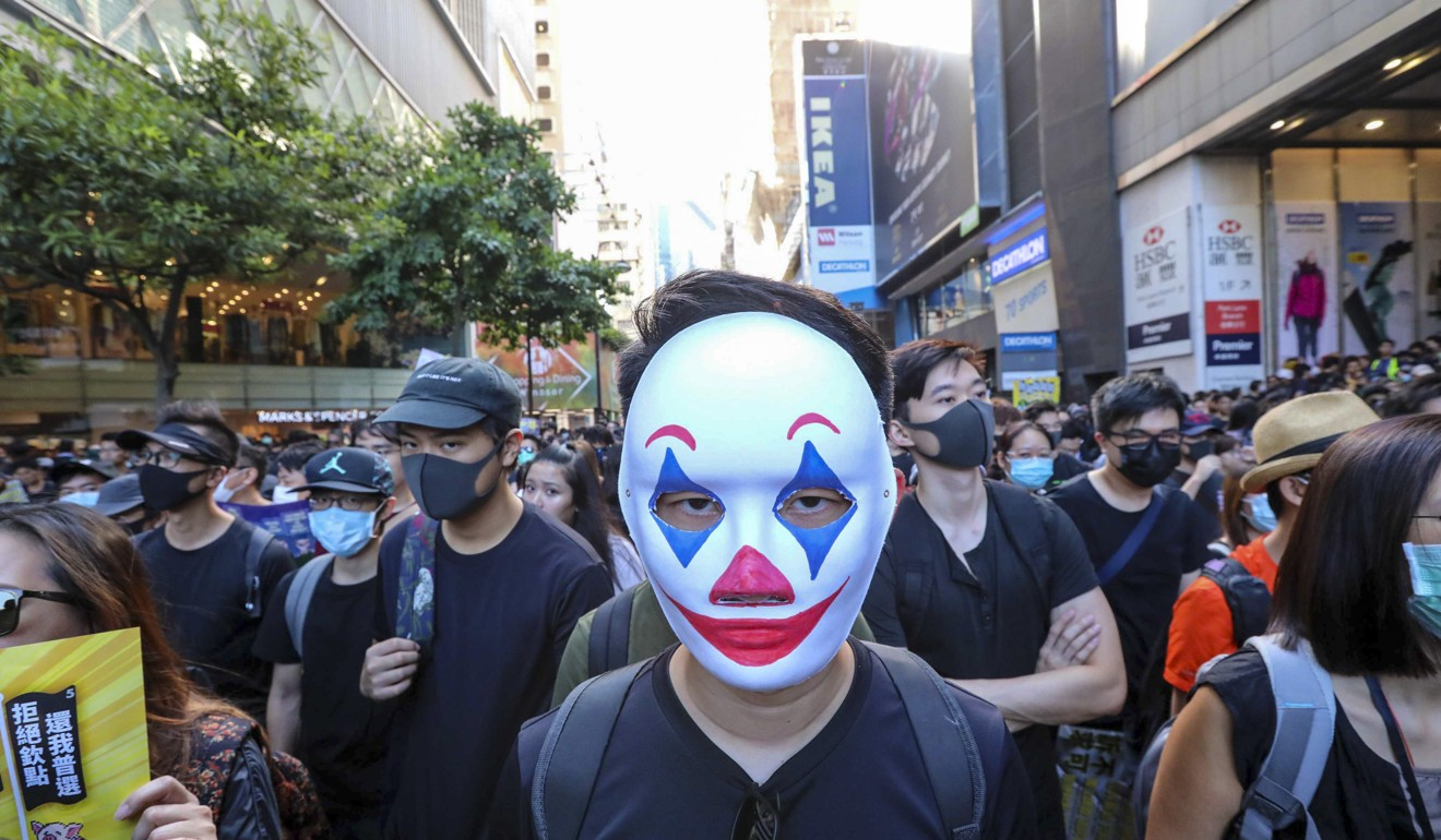 Anti-mask law to quell Hong Kong protests ruled unconstitutional by High Court
