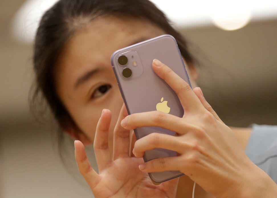 Apple's iPhone 11 scores early China success, official data shows