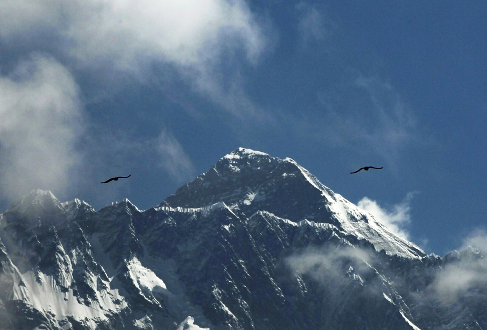 Everest is the highest mountain in the world. Photo: AP