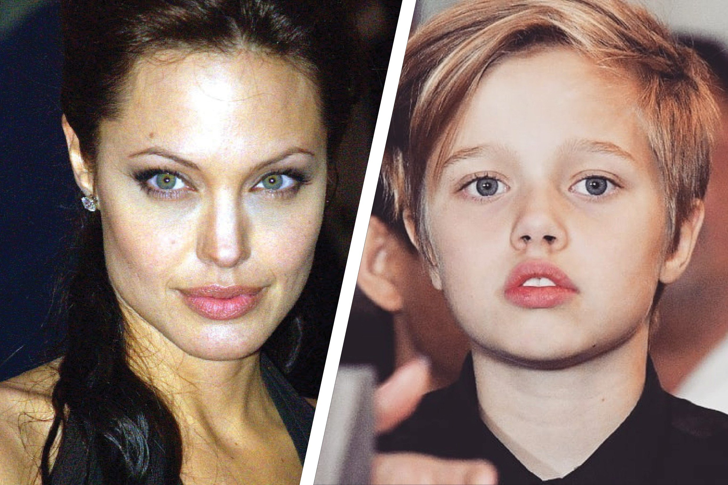 10 Remarkable Things Angelina Jolie Did Before Shiloh Was Born From Getting Married In A Blood Stained T Shirt To Attempting To Hire Hiring A Hitman To Kill Her South China Morning