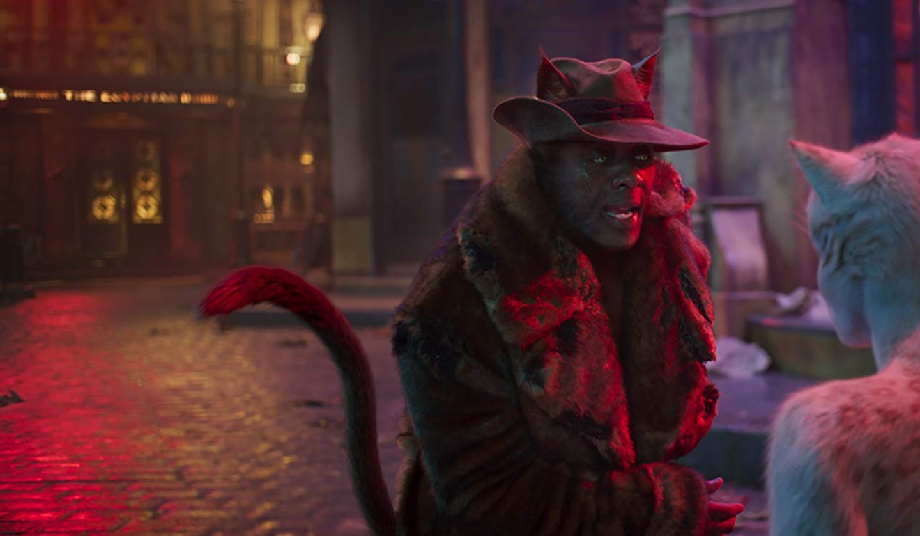 Those cat bods in second Cats trailer are still really bothering us, and James Corden saying 'These are people, but they're cats' doesn't help any