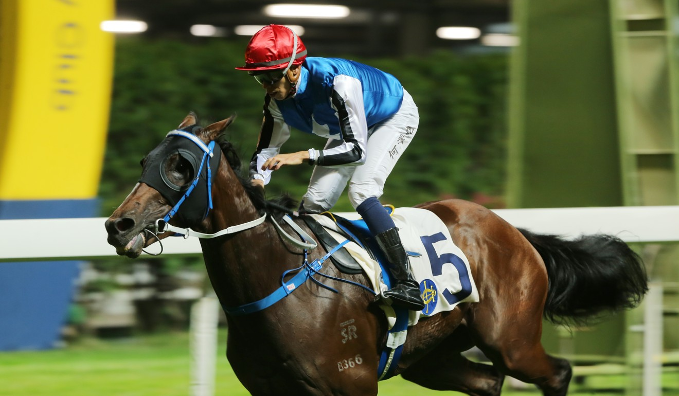 Vincent Ho wins aboard Naboo Star.