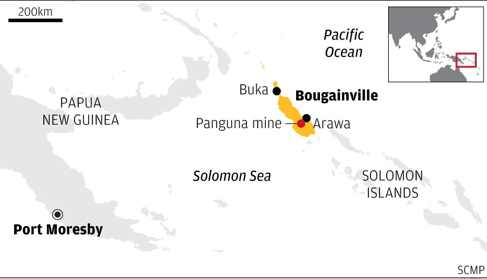 Why the US, China and Australia are watching as Bougainville votes