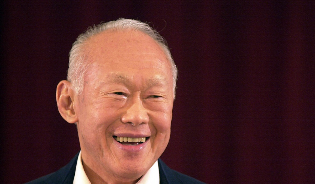 Hong Kong campus protests: what would Lee Kuan Yew do?