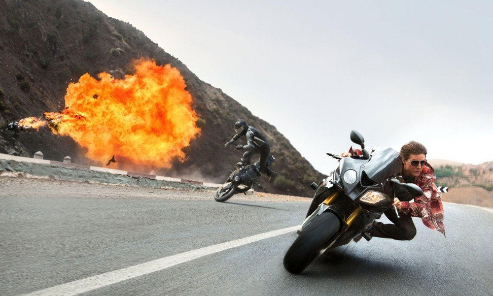 Alibaba Pictures' first major Hollywood investment was Mission Impossible: Rogue Nation. Photo: Alamy