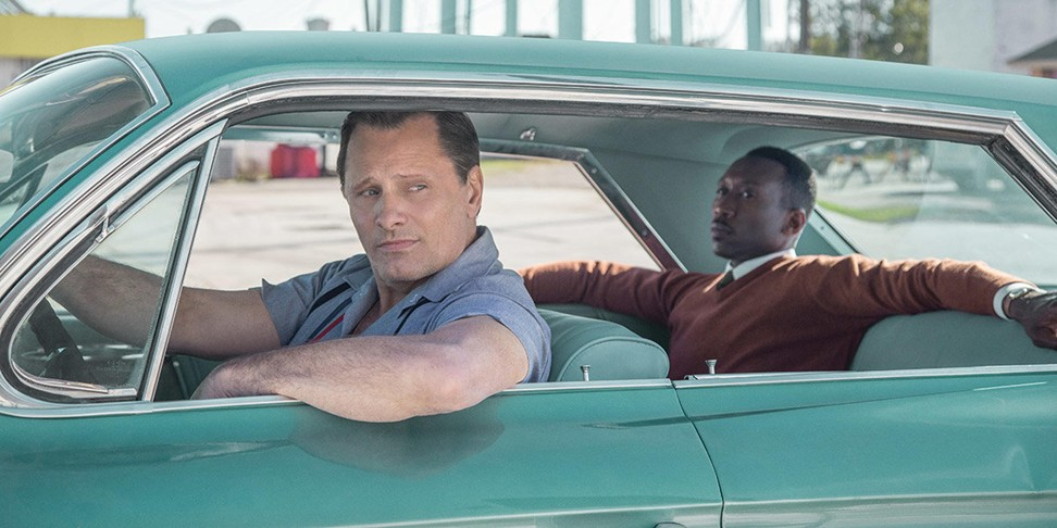 Mortensen and Ali in Green Book. The film was Alibaba Pictures' biggest crossover success of 2019, grossing US$71 million so far in China. Photo: Alamy