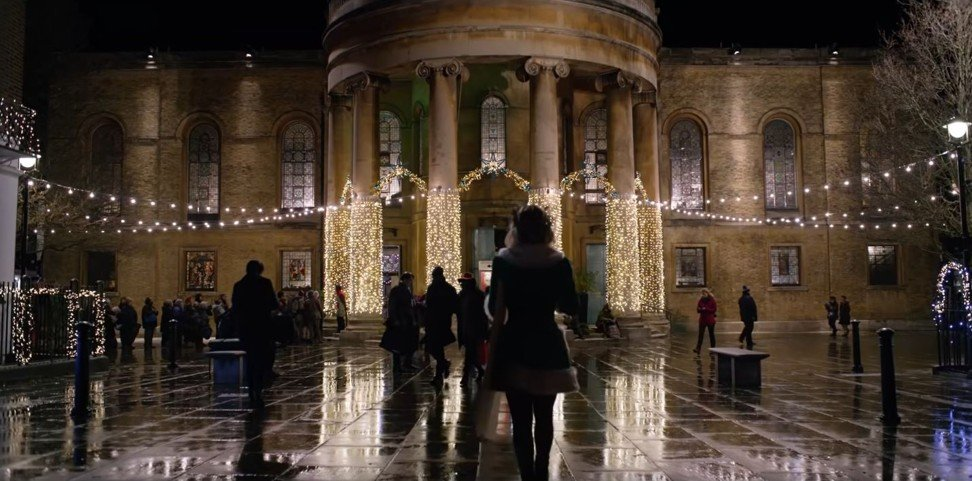 Where Henry Golding, Emilia Clarke and Michelle Yeoh were: 6 London locations from the movie Last Christmas