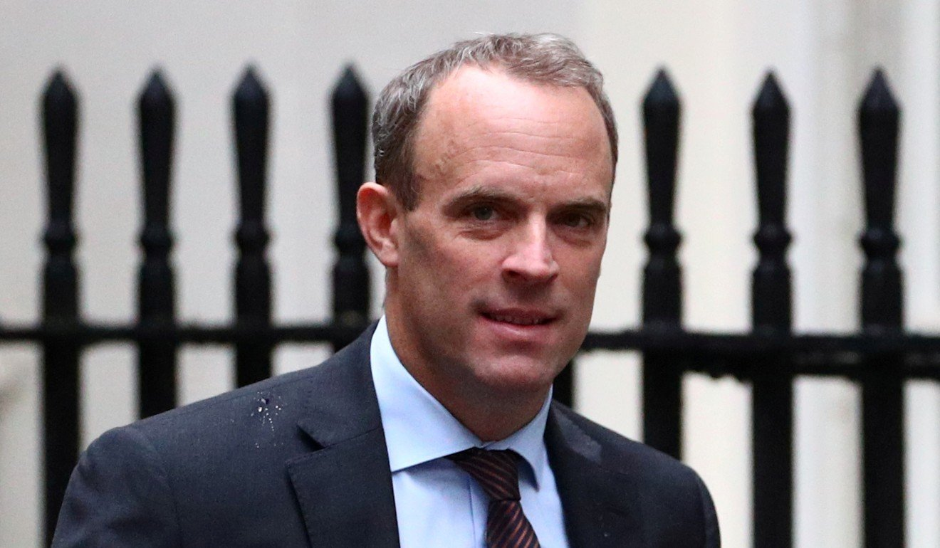 Hongkongers make BN(O) passports an election issue for foreign secretary Dominic Raab