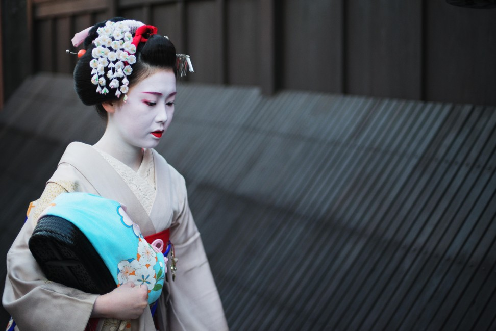 Photography has been banned in geisha areas of Kyoto, Japan. Photo: Alamy