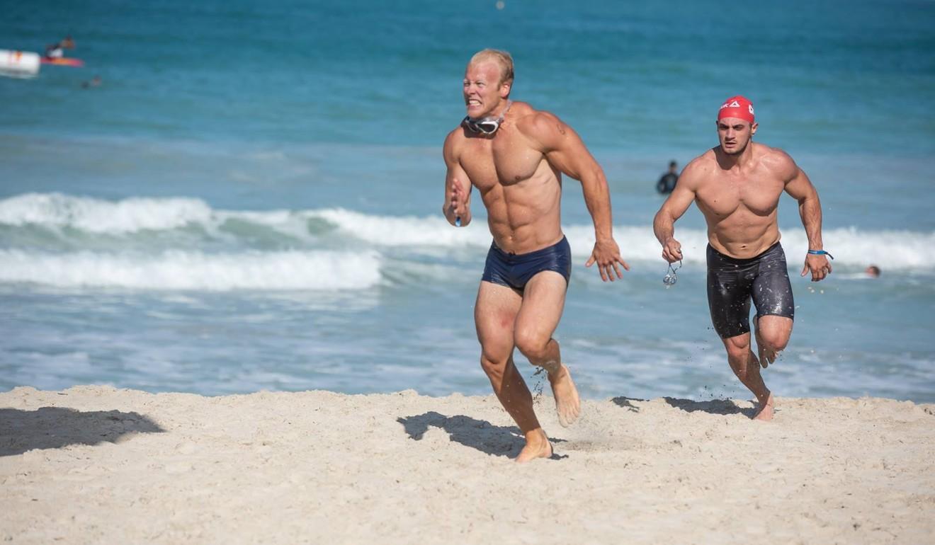 Will we see the ocean or desert feature in Dubai again this year? Photo: Dubai CrossFit Championship