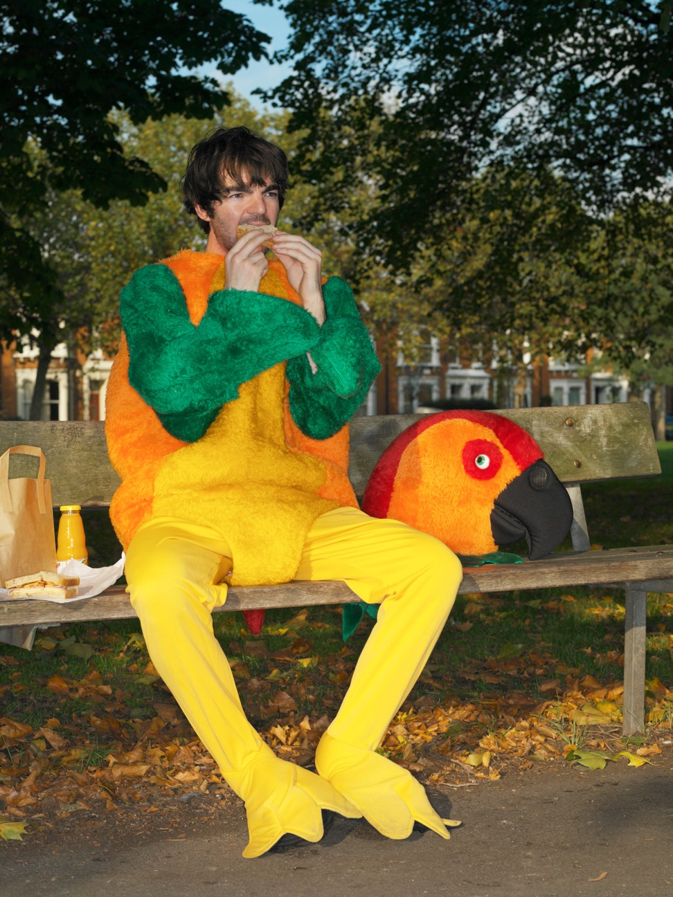 A wildlife park near London has banned clothing that resembles animals. Photo: Alamy