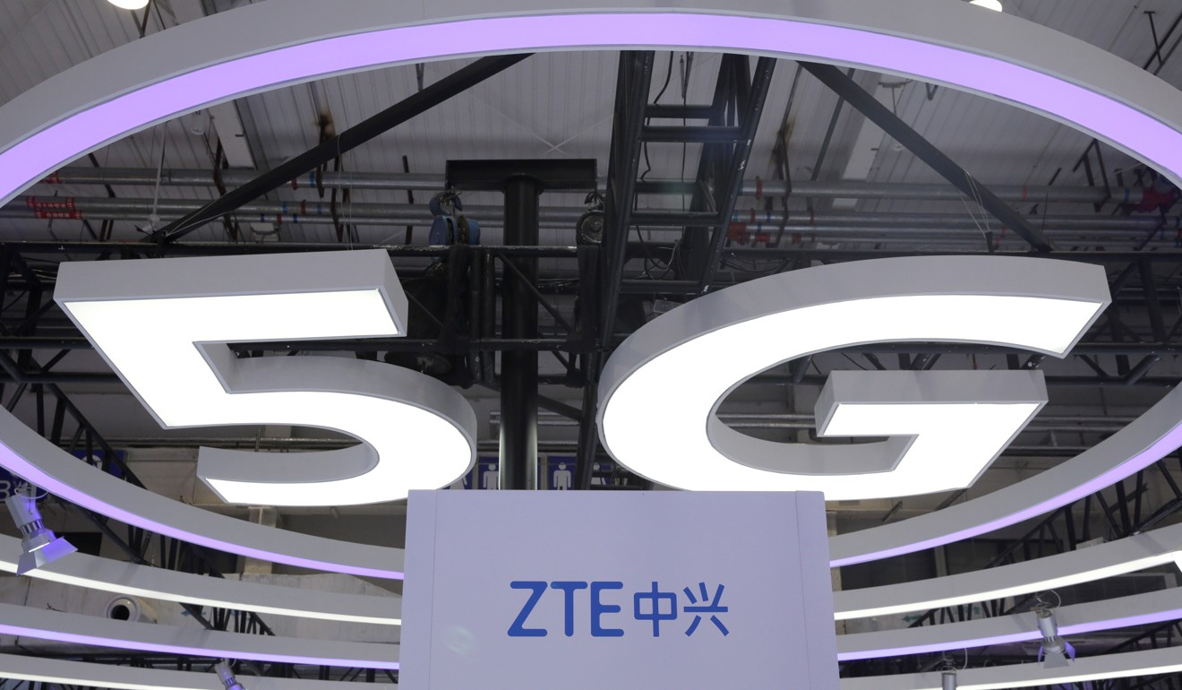 US to tap US$60 billion war chest in boon for Huawei and ZTE rivals