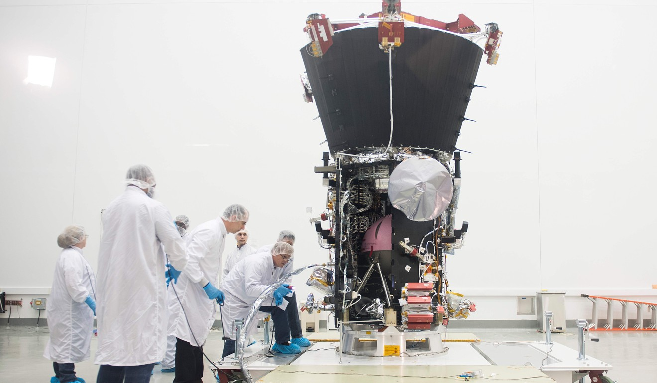 Nasa's Parker Solar Probe survives close encounter with sun to send home surprising findings