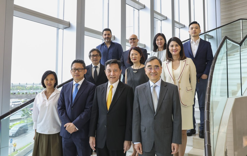 Victor Fung feted for lifetime of achievements at top of honours list in 2019 DHL-SCMP Hong Kong Business Awards