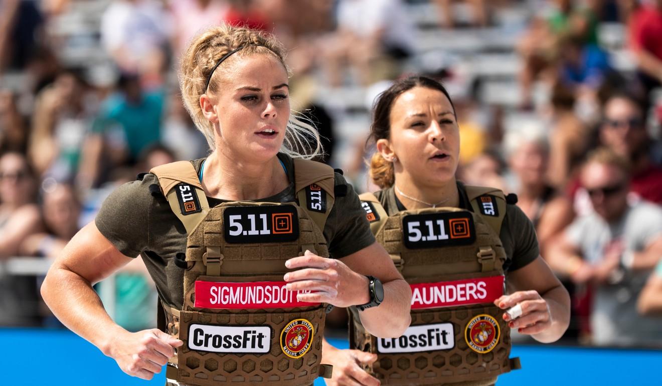 Sara Sigmundsdóttir has never won the CrossFit Games. Photo: CrossFit Inc.