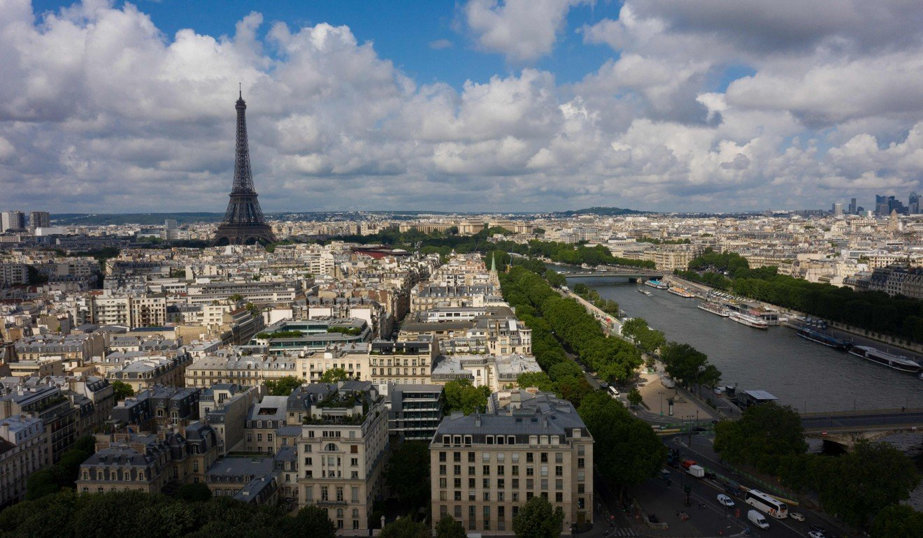 Luxury home prices in Paris are expected to outperform major cities globally. Photo: AFP