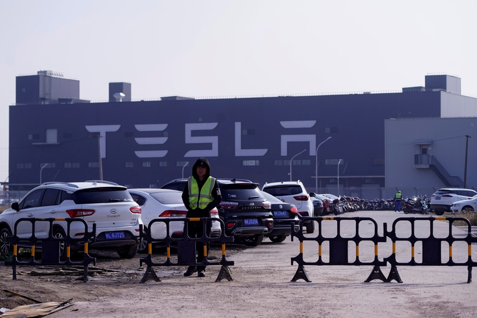 Tesla's made-in-China cars to qualify for subsidies