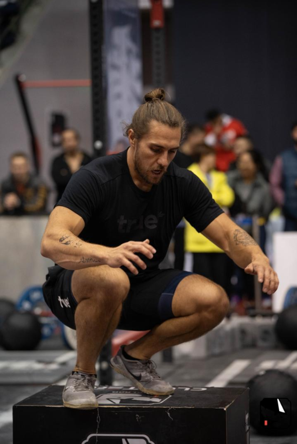 Khan Porter takes Pandaland CrossFit Challenge in emotional win for Aussie who champions mental health awareness