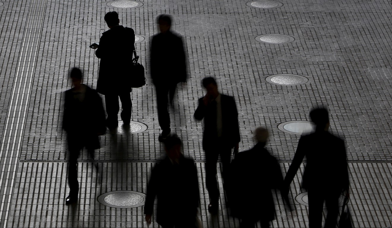 Japan is facing a wave of middle-aged people who do not work have little or no experience of how to function in society – and no one to care for them. Photo: Reuters