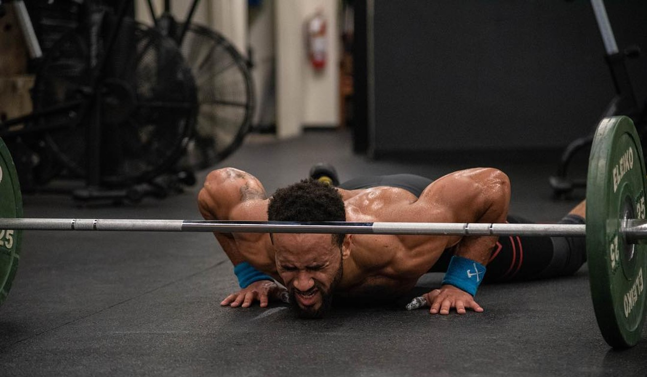 Tola Morakinyo said the goal is not to get to the CrossFit Games, it is to compete at the CrossFit Games. Photo: Handout