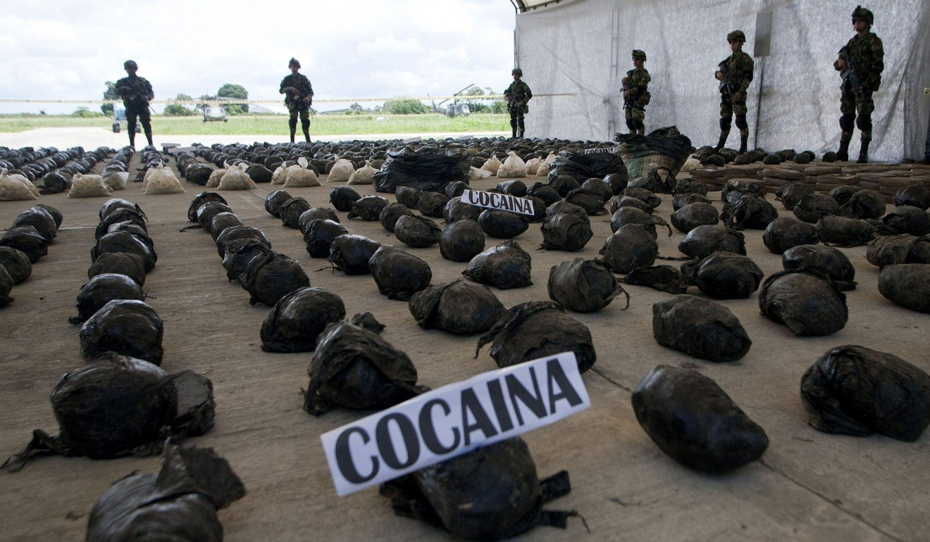 It's snow joke: Colombia threatens to sue over cocaine Christmas jumper