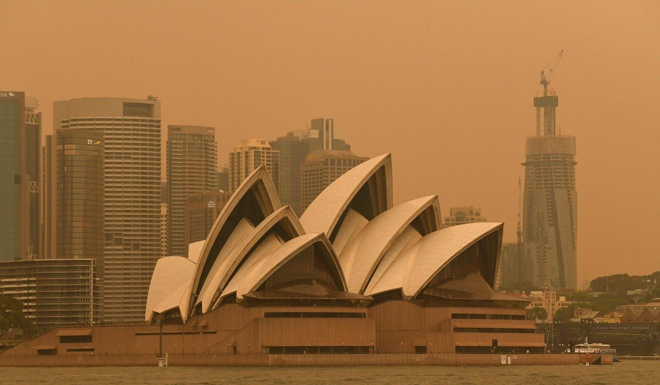 Australia's bush fires: the burning issue Scott Morrison refuses to discuss