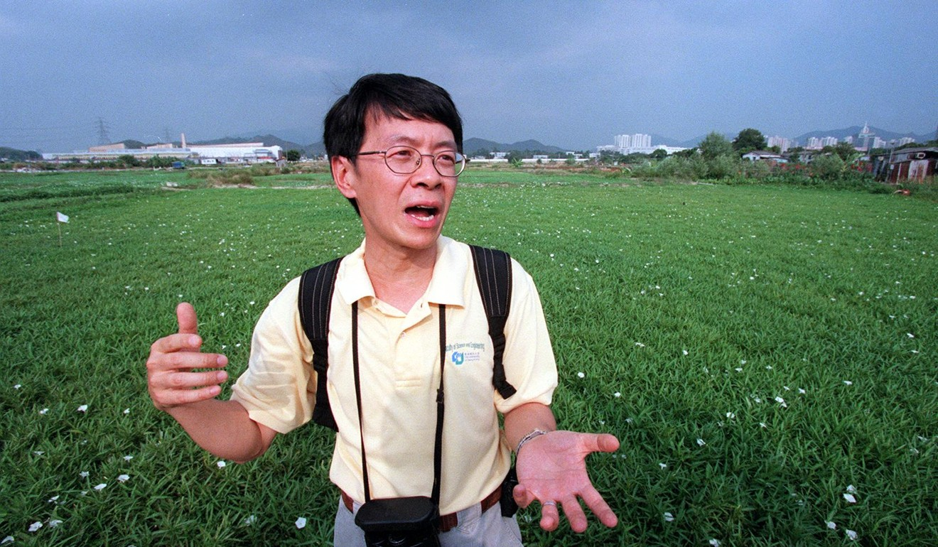 Ng Cho-nam, Hong Kong environmental crusader and government adviser, dies at 59