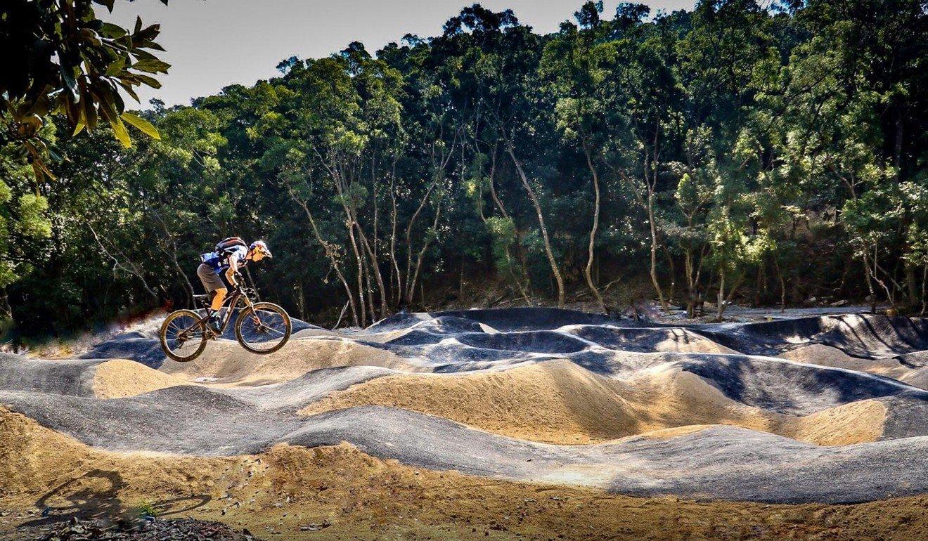 Hans Rey ranks Hong Kong among the best mountain biking destinations in Asia. Photo: Bill Freeman