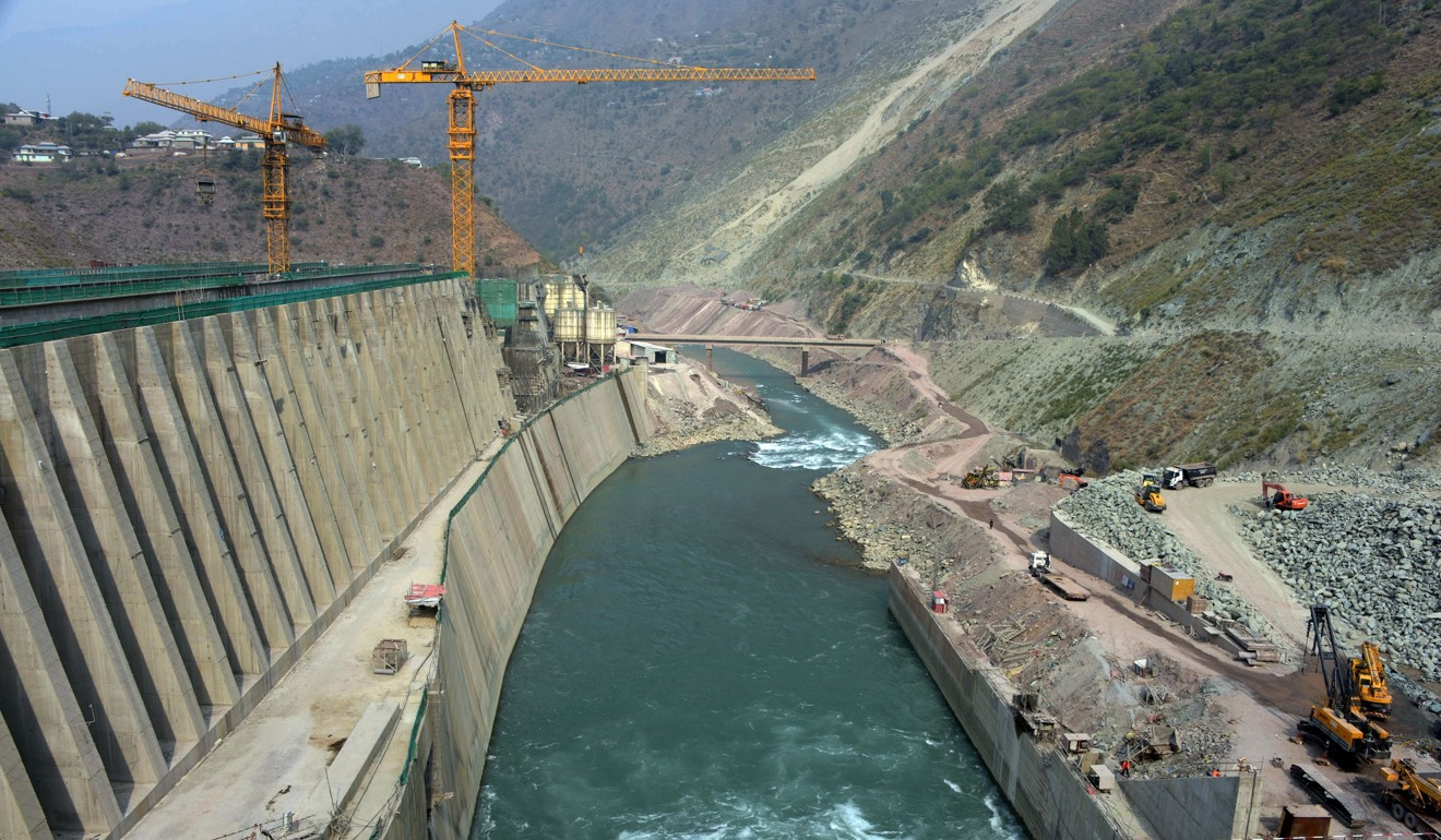 Green group spots environmental cracks in Chinese-built dam projects