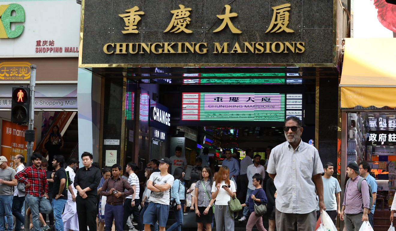 Kowloon's bustling Yau Tsim Mong district takes a hit as months of protests keep tourists, shoppers away