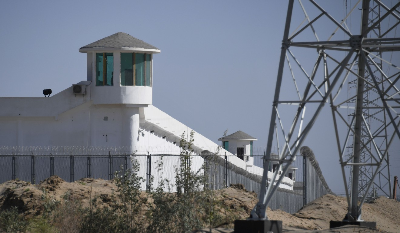 A million Muslims have reportedly been detained in reeducation camps in Xinjiang. Photo: AFP