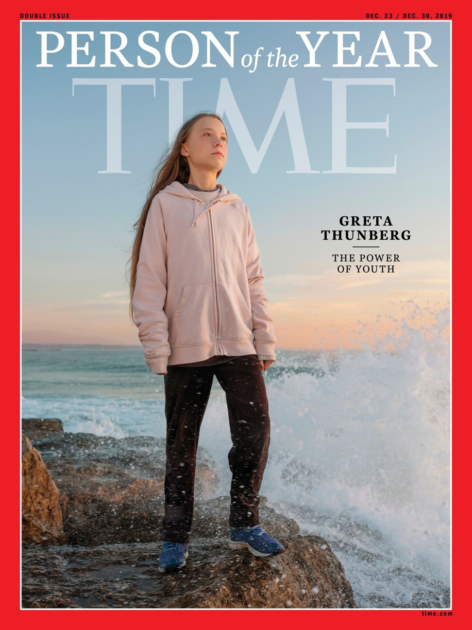 Time for world's leaders to pay attention, Greta Thunberg award is a reminder they work for us