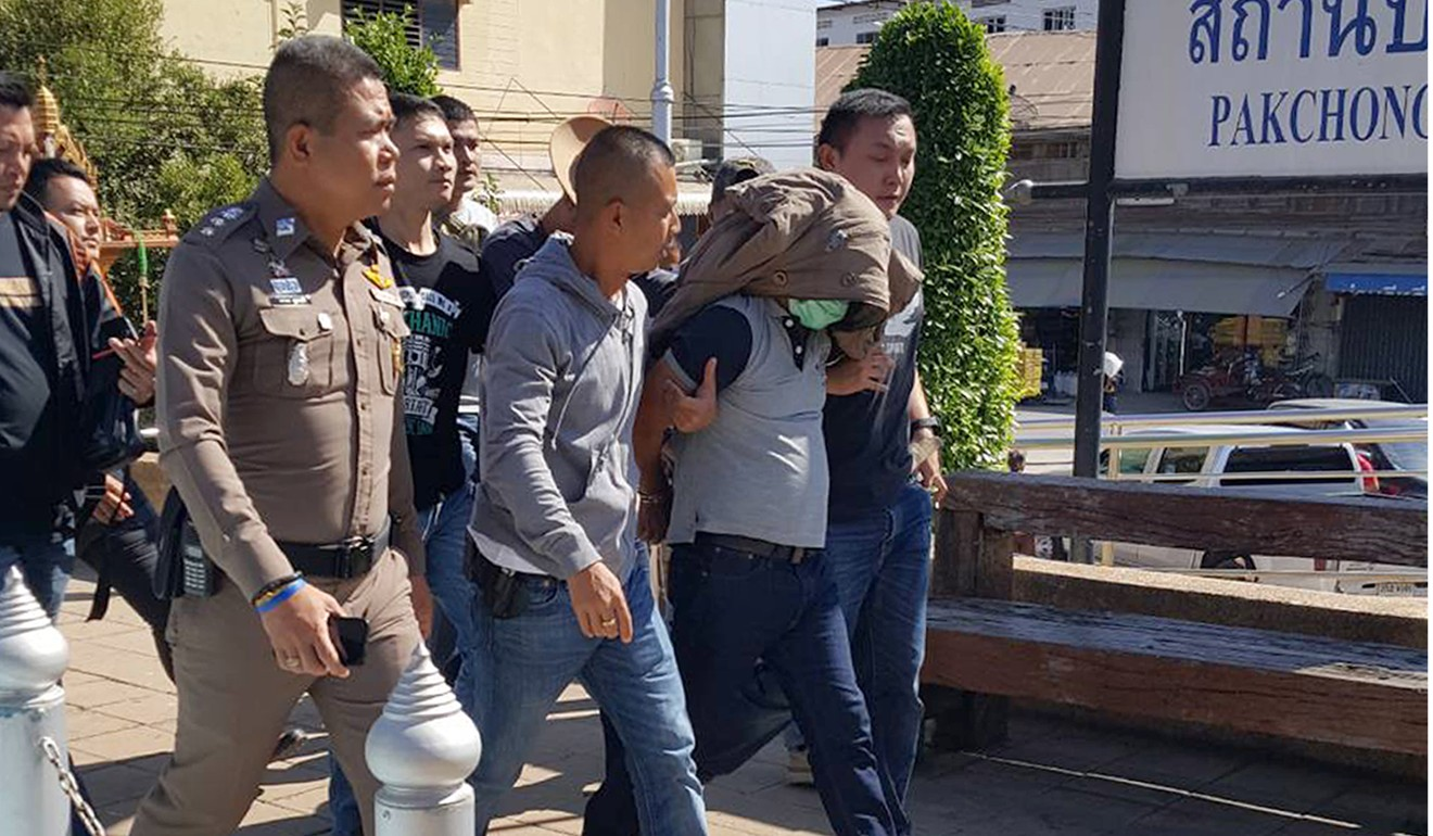 Thailand's 'Jack the Ripper' arrested for murder, months after early release from prison