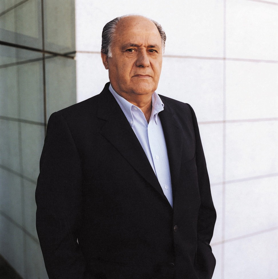 Amancio Ortega. Ảnh: Bản tin